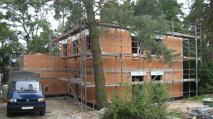architektenhaus in rangsdorf ingenieurb ro pitbau. Black Bedroom Furniture Sets. Home Design Ideas